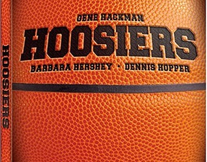 """""""Hoosiers"""" collector's edition cover"""