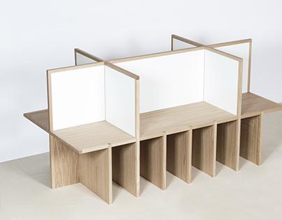 """""""Unique Pieces Collection"""" Tavar - Furniture Design"""