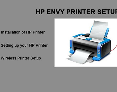 How to Connect HP Envy 5000 Series to WiFi Network