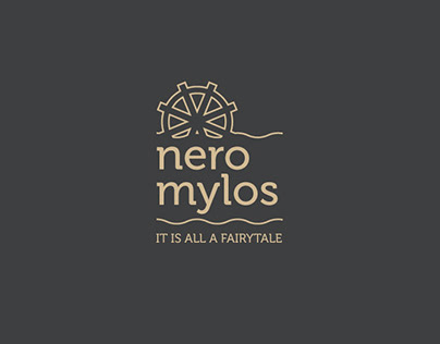 Neromylos | Branding