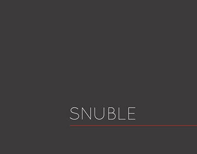 SNUBLE - rollator