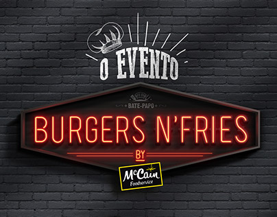 Burgers N' Fries - Evento