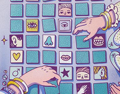 Ilustración para Principia Magazine