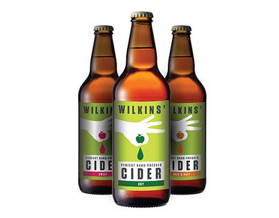 Wilkins' Hand Pressed Cider