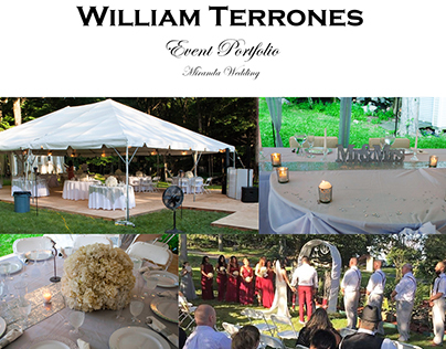 Terrones Events Portfolio