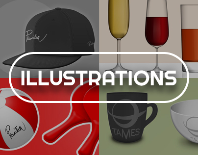 Illustrations d'objets