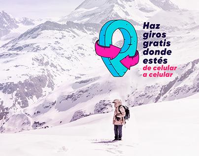 Giros Nequi - Radio/Print