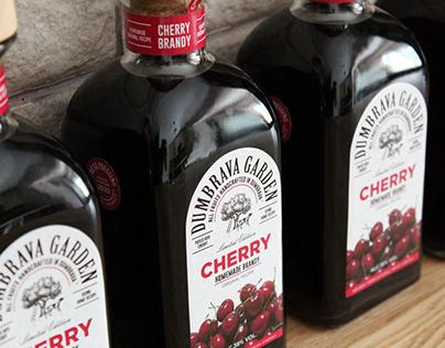 Dumbrava Garden / 2020 Homemade Cherry Brandy