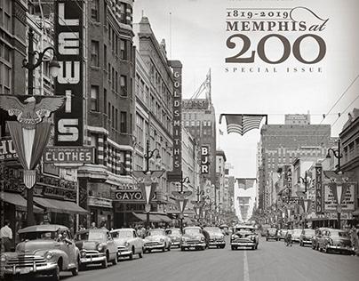 Memphis at 200
