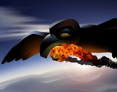 Raven Steals Fire from the Sun