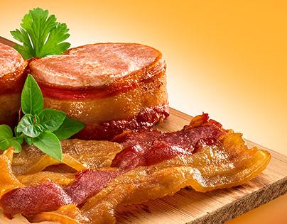 Bacon Satiare