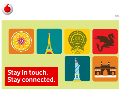 Vodafone India Direct Mailers