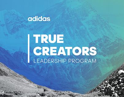adidas CIS | True Creators Program