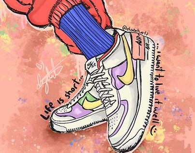 Nike color explotion