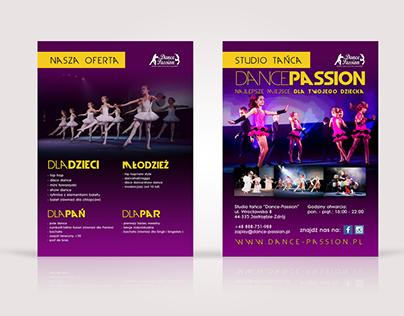 Dance School - posters & flyer