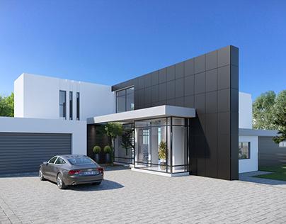 Private Residence - Johannesburg