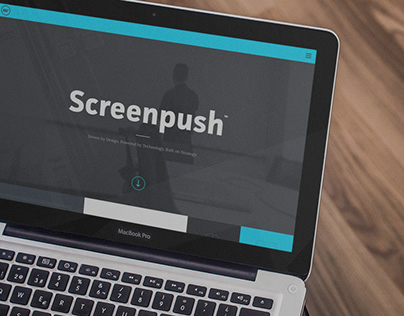 Screenpush