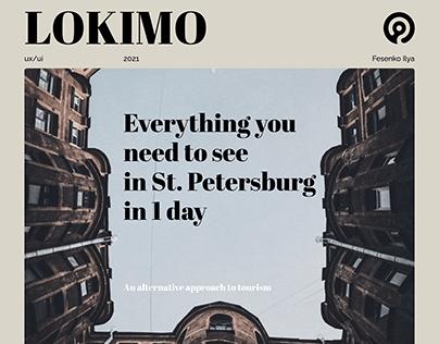 Lokimo. St. Petersburg