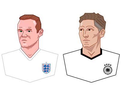 Euro caps 2016