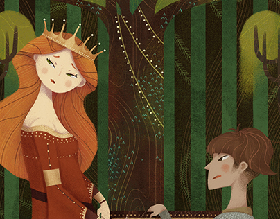 Guinevere and Lancelot, a tale