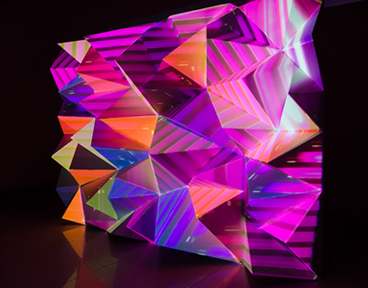 Interactive Videomapping