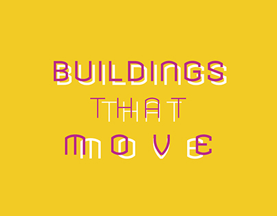 """Buildings that Move"" – Rebranding Gehry Partners LLP"