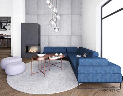 House 05_Living room