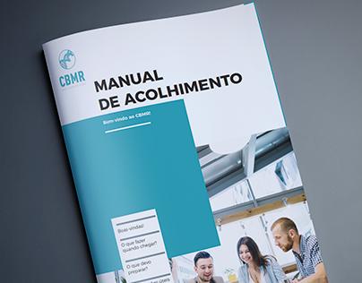Manual de Acolhimento CBMR