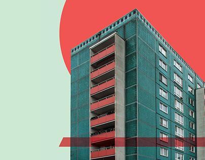 Architecture x Colour