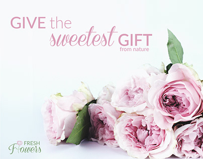 Give the sweetest gift from nature