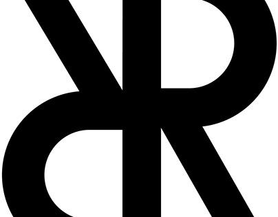 Rozalina Rodrigues logo design