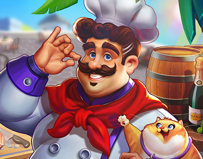 CHEF PAPA (chapters)