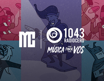 Montevideo Comics & Radiocero - Prints