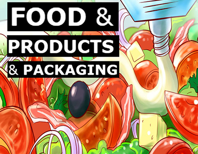 STORYBOARDS FOOD & PRODUCTS & PACKAGING