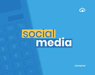 Social Media | Arquivei
