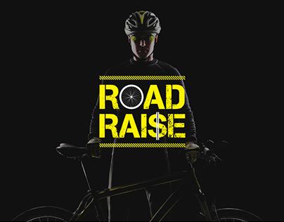 Road Raise Charity Event | Graphic Design - Branding