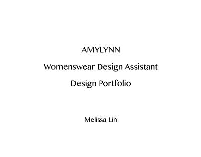 Melissa Lin- AMYLYNN- Design Portfolio