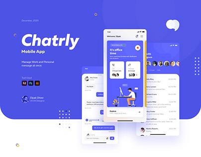 Chatrly App
