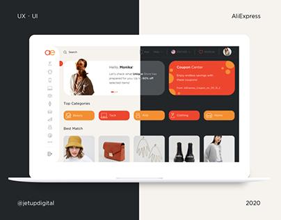 Aliexpress - Dashboard