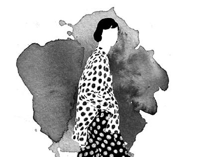 Selected Fashion Illustrations