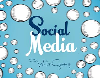"Social Media "" water games"""