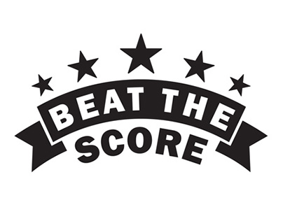Beat The Score Logo