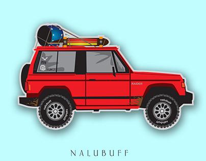 Nalubuff Rides