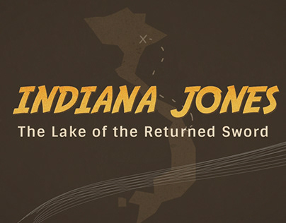 Indiana Jones - The Lake of the Returned Sword
