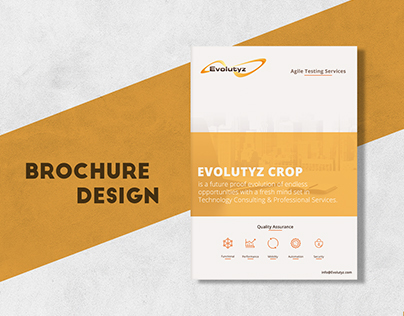 Brochure   Evolutyz Corp