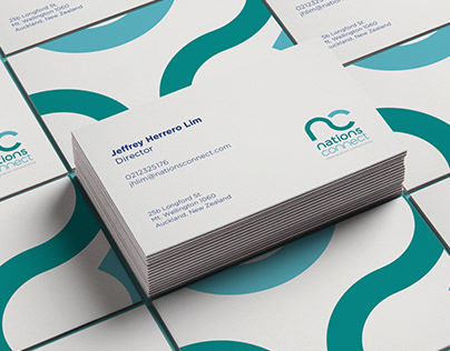 Nation Connect Brand Identity