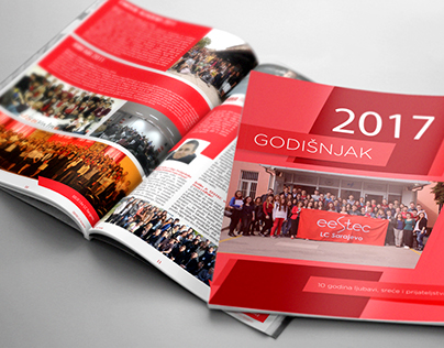 Yearbook - 10th birthday of EESTEC LC Sarajevo