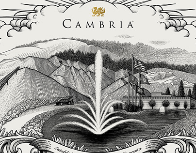 Cambria Illustration