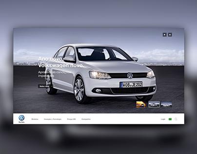 Redesign Concept Volkswagen Brazil