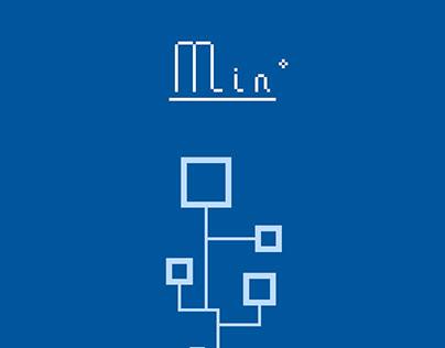 Pixel logo [Min technology]